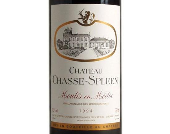 CHÂTEAU CHASSE-SPLEEN 1994