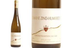 ZIND-HUMBRECHT GEWÜRZTRAMINER CALCAIRE 2010