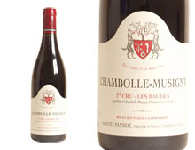 DOMAINE GEANTET-PANSIOT CHAMBOLLE-MUSIGNY 1ER CRU LES BAUDES 2011