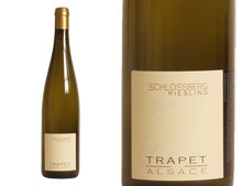 DOMAINE TRAPET ALSACE RIESLING SCHLOSSBERG GRAND CRU 2009