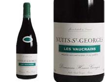 DOMAINE HENRI GOUGES NUITS ST GEORGES 1ER CRU ''LES VAUCRAINS'' 2011