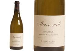 MAISON DEUX MONTILLE MEURSAULT ''Vireuils'' 2009