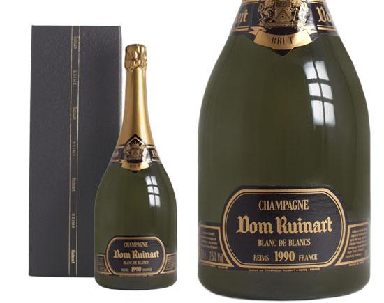 champagne ruinart 1990