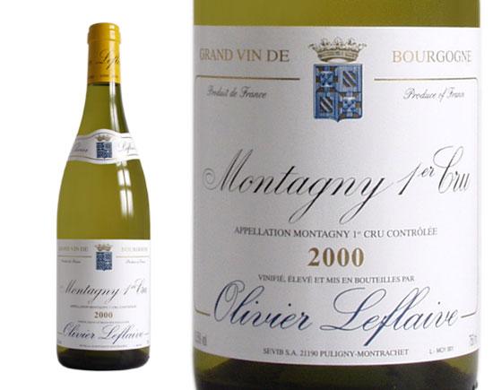 MONTAGNY PREMIER CRU blanc 2000