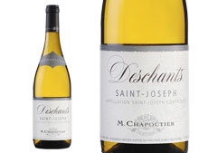 CHAPOUTIER SAINT-JOSEPH DESCHANTS BLANC 2012