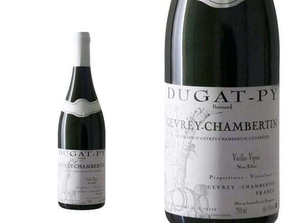 DOMAINE DUGAT-PY GEVREY-CHAMBERTIN VIEILLES VIGNES 2011