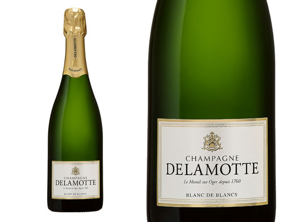 Salon Champagne Blanc de Blancs