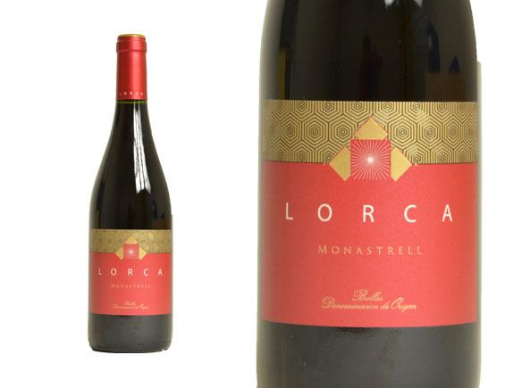 LORCA MONASTRELL 2009
