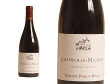 DOMAINE PERROT-MINOT CHAMBOLLE-MUSIGNY 2012