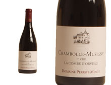 DOMAINE PERROT-MINOT CHAMBOLLE-MUSIGNY 1ER CRU LA COMBE D'ORVEAU 2012