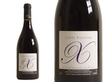 XAVIER VINS CHATEAUNEUF DU PAPE ANONYME 2007