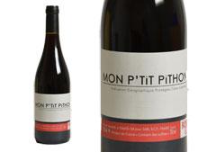 DOMAINE OLIVIER PITHON MON P'TIT PITHON ROUGE 2013