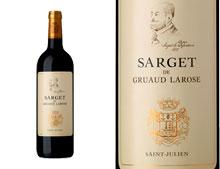 SARGET DE GRUAUD-LAROSE 2013