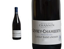 DOMAINE CHANSON GEVREY-CHAMBERTIN 1ER CRU LAVAUT SAINT JACQUES 2008