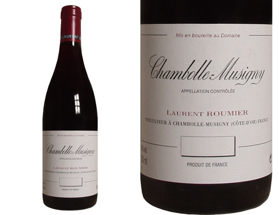 photo Domaine Laurent Roumier Chambolle-Musigny Grand Cru