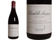 DOMAINE LAURENT ROUMIER CHAMBOLLE-MUSIGNY 2012