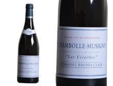 DOMAINE BRUNO CLAIR CHAMBOLLE-MUSIGNY LES VÉROILLES 2012
