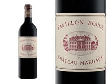 PAVILLON ROUGE DE CHÂTEAU MARGAUX 2000, Second vin de Château Margaux