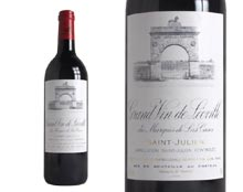 CH�TEAU LEOVILLE LAS CASES rouge 2000, Second Cru Class� en 1855