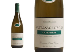 DOMAINE HENRI GOUGES NUITS ST GEORGES 1ER CRU PERRIÈRES BLANC 2012