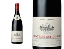 FAMILLE PERRIN CHÂTEAUNEUF DU PAPE LES SINARDS ROUGE 2012