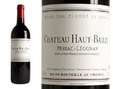 CHÂTEAU HAUT-BAILLY rouge 2000, Cru Classé de Graves