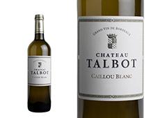 CAILLOU BLANC DE CHATEAU TALBOT 2014