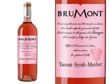 BRUMONT TANNAT SYRAH MERLOT ROSÉ 2014