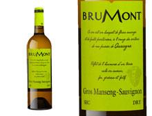 BRUMONT GROS MANSENG SAUVIGNON 2014
