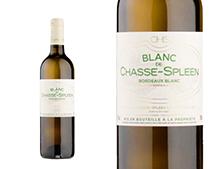 BLANC DE CHASSE-SPLEEN 2014