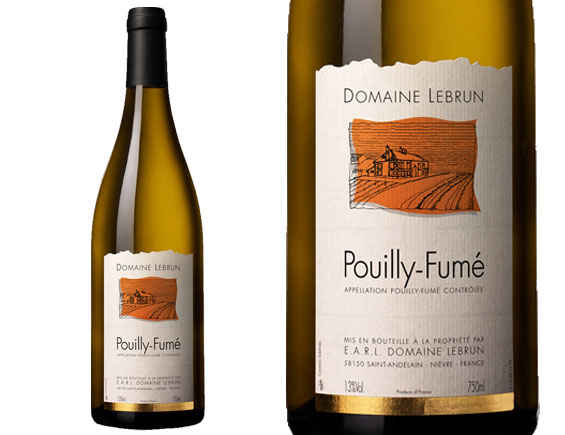 DOMAINE LEBRUN POUILLY-FUMÉ 2014
