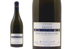 FRANCOIS CHIDAINE MONTLOUIS-SUR-LOIRE LES LYS LIQUOREUX 2009