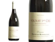 DOMAINE NICOLAS ROSSIGNOL VOLNAY 1ER CRU LES SANTENOTS 2006