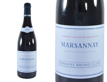 DOMAINE BRUNO CLAIR MARSANNAY ROUGE 2013