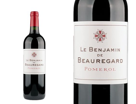 LE BENJAMIN DE BEAUREGARD 2013
