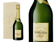 CHAMPAGNE DEUTZ CUVÉE WILLIAM DEUTZ 2006 COFFRET