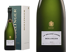 CHAMPAGNE BOLLINGER GRANDE ANNÉE 2005 COFFRET