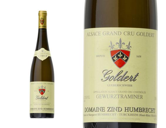 ZIND-HUMBRECHT GEWÜRZTRAMINER GOLDERT GRAND CRU 2012