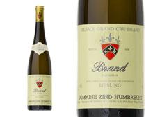 ZIND-HUMBRECHT RIESLING BRAND GRAND CRU 2012