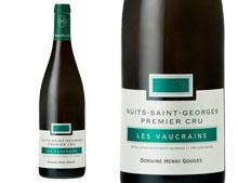 DOMAINE HENRI GOUGES NUITS ST GEORGES 1ER CRU LES VAUCRAINS 2014