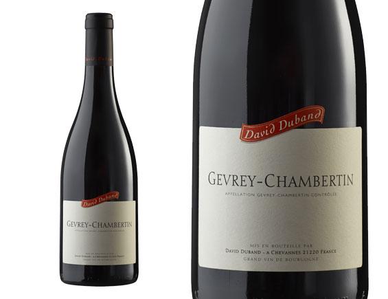 DAVID DUBAND GEVREY-CHAMBERTIN 2014