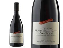 DAVID DUBAND MOREY-SAINT-DENIS 1ER CRU CLOS SORBÉ 2014