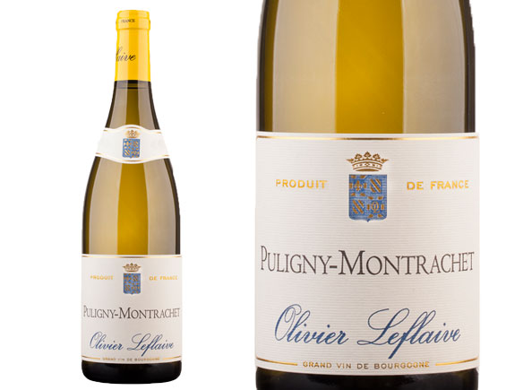 OLIVIER LEFLAIVE PULIGNY-MONTRACHET VILLAGE 2015