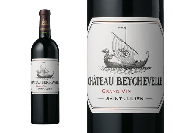 CHÂTEAU BEYCHEVELLE 2015