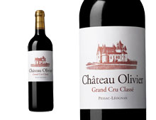 CHATEAU OLIVIER ROUGE 2015
