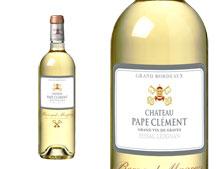 CHATEAU PAPE CLÉMENT BLANC 2015