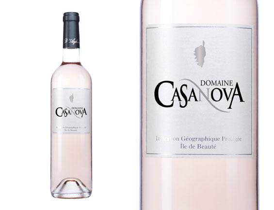 DOMAINE CASANOVA GRIS ROSÉ 2015