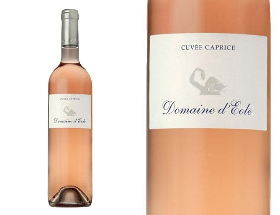 DOMAINE D'ÉOLE CUVÉE CAPRICE ROSÉ 2015