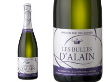 DOMAINE ALAIN VOGE SAINT- PERAY LES BULLES D'ALAIN