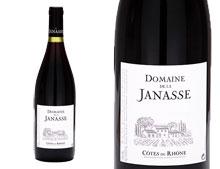 DOMAINE DE LA JANASSE CÔTES-DU-RHÔNE ROUGE 2014
